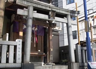 佐竹稲荷神社